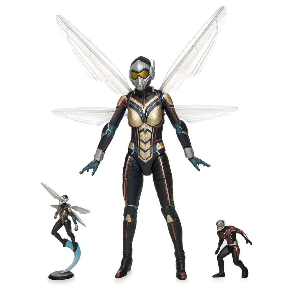 The Wasp Collector Edition Action Figure – Marvel Select by Diamond