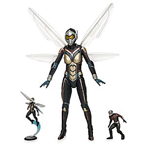 The Wasp Collector Edition Action Figure -