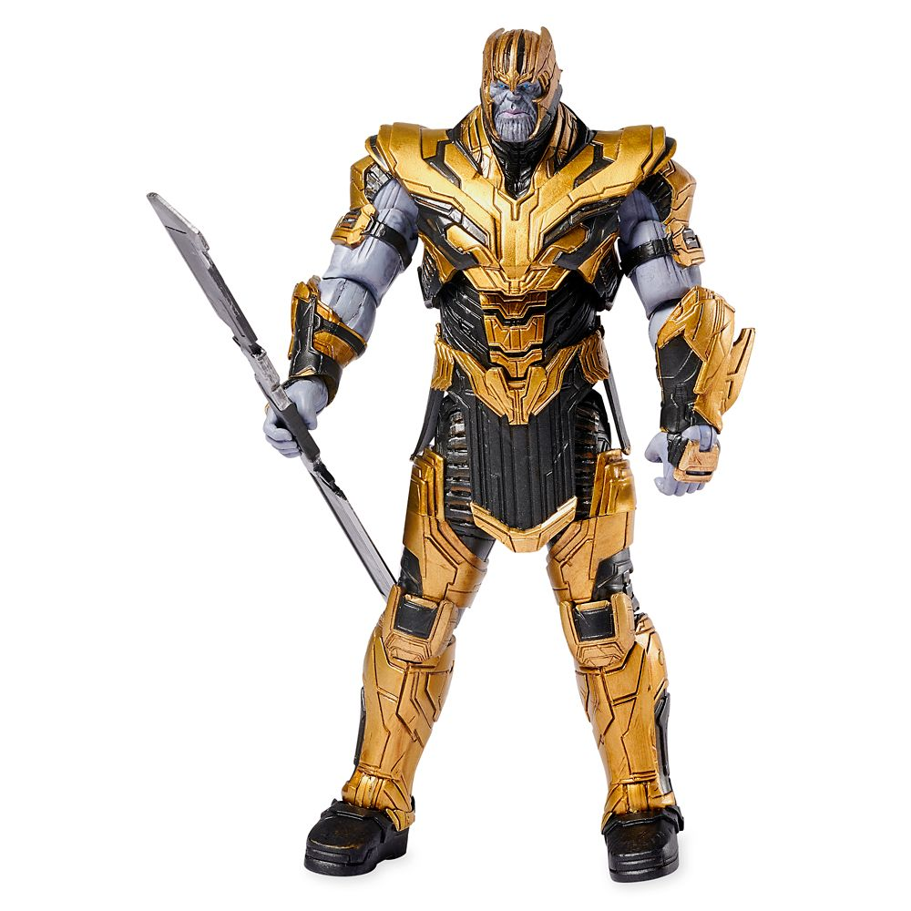 Image result for Disney Store Exclusive Marvel Select Avengers: Endgame Thanos