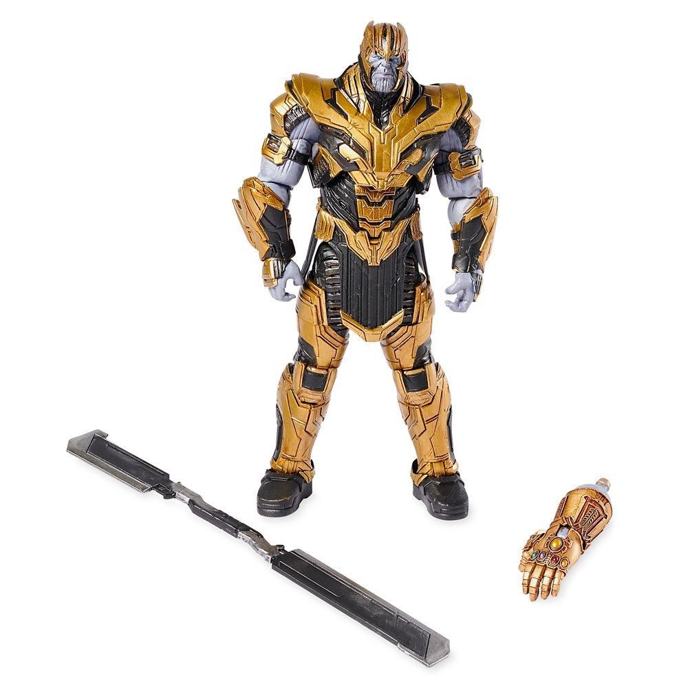 Thanos Collector Edition Action Figure – Marvel Select by Diamond – 9'' – Marvel's Avengers: Endgame
