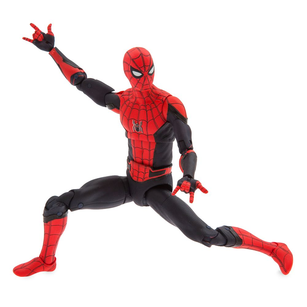 Spider-Man: Far From Home Collector Edition Action Figure – Marvel Select by Diamond