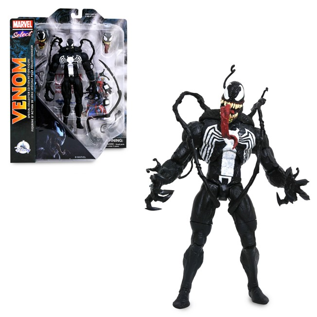 Venom Collector Edition Action Figure – Marvel Select by Diamond – 7 3/4''