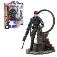 Winter Soldier Collector Edition Action Figure – Marvel Select by Diamond – 7 1/4''
