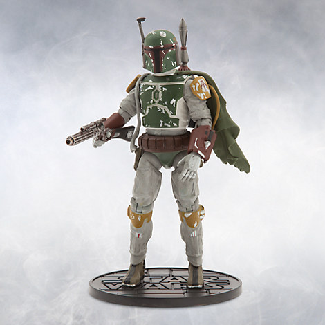 Boba Fett Elite Series Die Cast Action Figure - 7'' - Star Wars