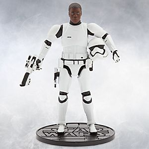 FN-2187 Stormtrooper Elite Series Die Cast Action Figure - 6 1/2'' - Star Wars: The Force Awakens 6101047620329P