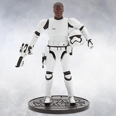 FN-2187 Stormtrooper Elite Series Die Cast Action Figure - 6 1/2'' - Star Wars: The Force Awakens