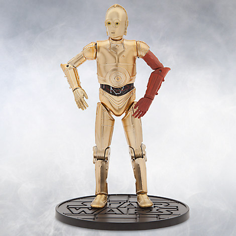 C-3PO Elite Series Die Cast Action Figure - 6 1/2'' - Star Wars: The Force Awakens