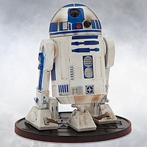 R2-D2 Elite Series Die Cast Action Figure - 4'' - Star Wars: The Force Awakens 6101047620374P