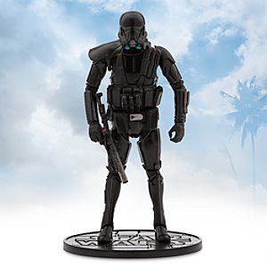 Imperial Death Trooper Elite Series Die Cast Action Figure - 6 1/2'' - Rogue One: A Star Wars Story 6101047620490P