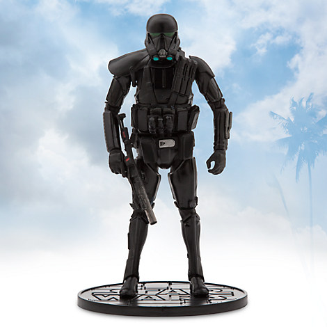 Imperial Death Trooper Elite Series Die Cast Action Figure - 6 1/2'' - Rogue One: A Star Wars Story