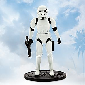 Imperial Stormtrooper Elite Series Die Cast Action Figure - 6 1/2'' - Rogue One: A Star Wars Story 6101047620494P