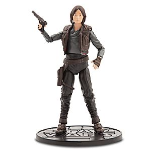 Sergeant Jyn Erso Elite Series Die Cast Action Figure - 6 - Rogue One: A Star Wars Story - Pre-Order