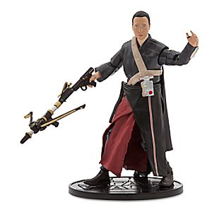 Chirrut Îmwe Elite Series Die Cast Action Figure - 6 1/2 - Rogue One: A Star Wars Story