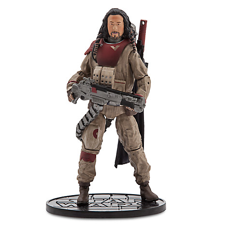 Baze Malbus Elite Series Die Cast Action Figure - 6 1/2'' - Rogue One: A Star Wars Story