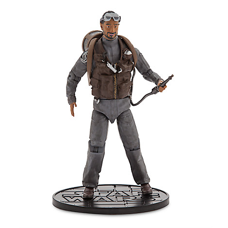 Bodhi Rook Elite Series Die Cast 6 1/2'' Action Figure