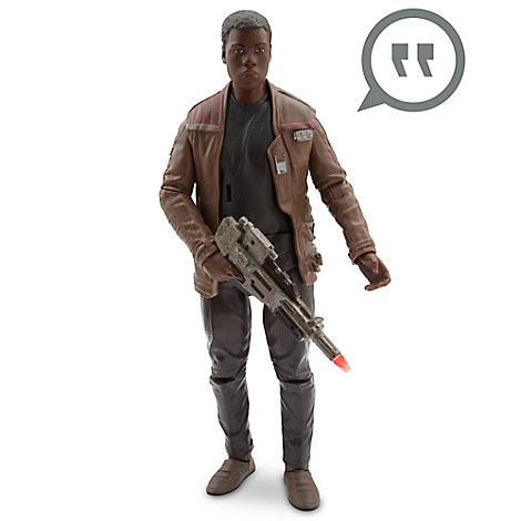 Star Wars: The Force Awakens Finn 13.5