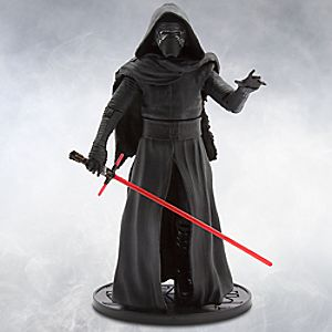 Kylo Ren Elite Series Die Cast Action Figure - 7 1/2'' - Star Wars: The Force Awakens 6101047621776P