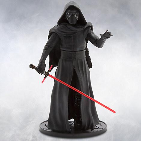 Kylo Ren Elite Series Die Cast Action Figure - 7 1/2'' - Star Wars: The Force Awakens