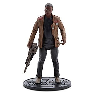 Finn Elite Series Die Cast Action Figure - 6 1/2'' - Star Wars: The Force Awakens 6101047621777P
