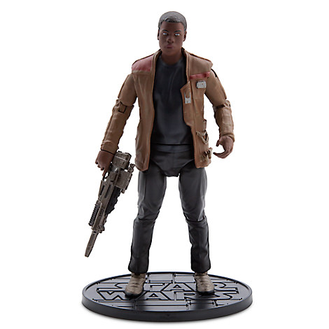 Finn Elite Series Die Cast Action Figure - 6 1/2'' - Star Wars: The Force Awakens