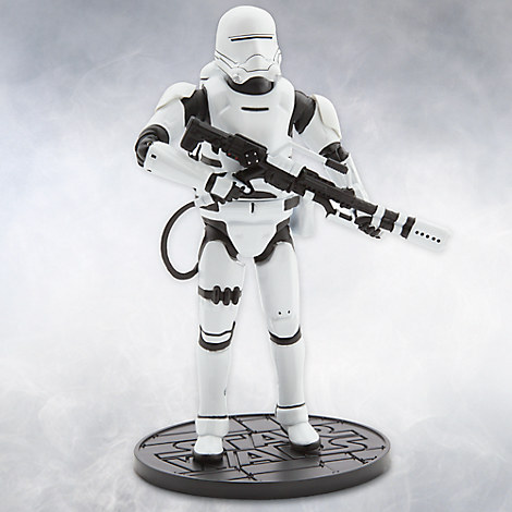Flametrooper Elite Series Die Cast Action Figure - 6 1/2'' - Star Wars: The Force Awakens