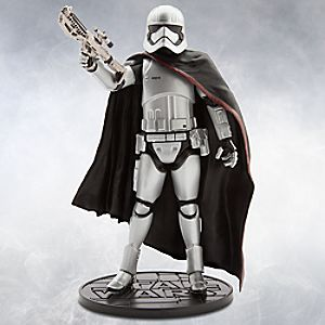 Captain Phasma Elite Series Die Cast Action Figure - 7 1/4'' - Star Wars: The Force Awakens 6101047621781P
