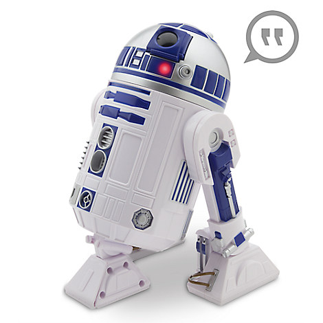 R2-D2 Talking Figure - 10 1/2'' - Star Wars