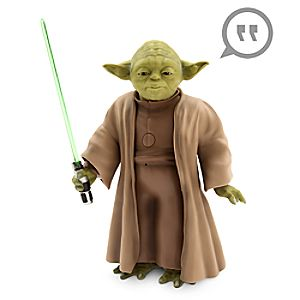Yoda Talking Figure - 10'' - Star Wars 6101047621786P