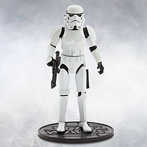 Stormtrooper Elite Series Die Cast Action Figure - 6 1/2'' - Star Wars 6101047621858P