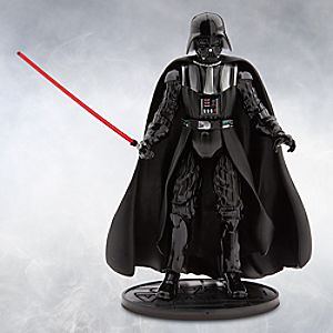 Darth Vader Elite Series Die Cast Action Figure - 7'' - Star Wars 6101047621859P