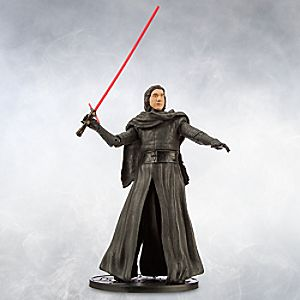 Kylo Ren Unmasked Elite Series Die Cast Action Figure - 7'' - Star Wars: The Force Awakens 6101047621861P