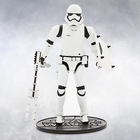 Riot Gear Stormtrooper Elite Series Die Cast Action Figure - 6 1/2'' - Star Wars: The Force Awakens