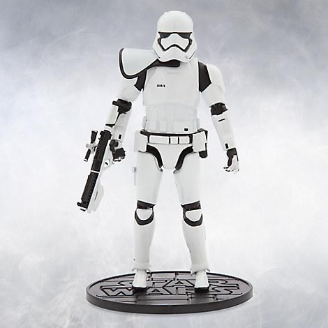 Squad Leader Stormtrooper Elite Series Die Cast Action Figure - 6 1/2'' - Star Wars: The Force Awakens