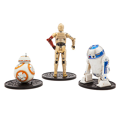 Droid Gift Pack Elite Series Die Cast Action Figure Set - Star Wars: The Force Awakens