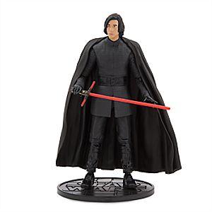 Kylo Ren Unmasked Elite Series Die Cast Action Figure - 7'' - Star Wars: The Last Jedi 6101047622206P
