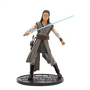 Rey Elite Series Die Cast Action Figure - 6'' - Star Wars: The Last Jedi 6101047622207P