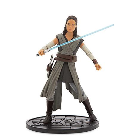 Rey Elite Series Die Cast Action Figure - 6'' - Star Wars: The Last Jedi