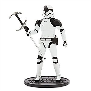 First Order Judicial Stormtrooper Elite Series Die Cast Action Figure - 6'' - Star Wars: The Last Jedi 6101047622209P
