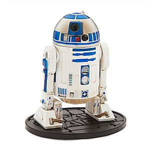 R2-D2 Elite Series Die Cast Action Figure - 4 1/2'' - Star Wars: The Last Jedi 6101047622217P