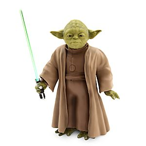 Yoda Talking Figure - 9'' - Star Wars 6101047622225P