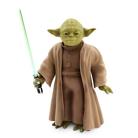 Yoda Talking Figure - 9'' - Star Wars