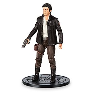 Poe Dameron Elite Series Die Cast Action Figure - Star Wars: The Last Jedi 6101047622334P