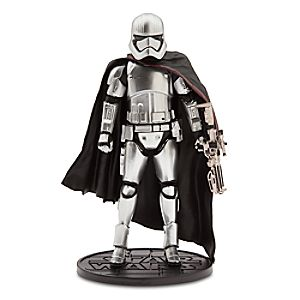 Captain Phasma Elite Series Die Cast Action Figure - Star Wars: The Last Jedi 6101047622337P
