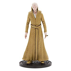 Supreme Leader Snoke Elite Series Die Cast Action Figure - Star Wars: The Last Jedi 6101047622338P