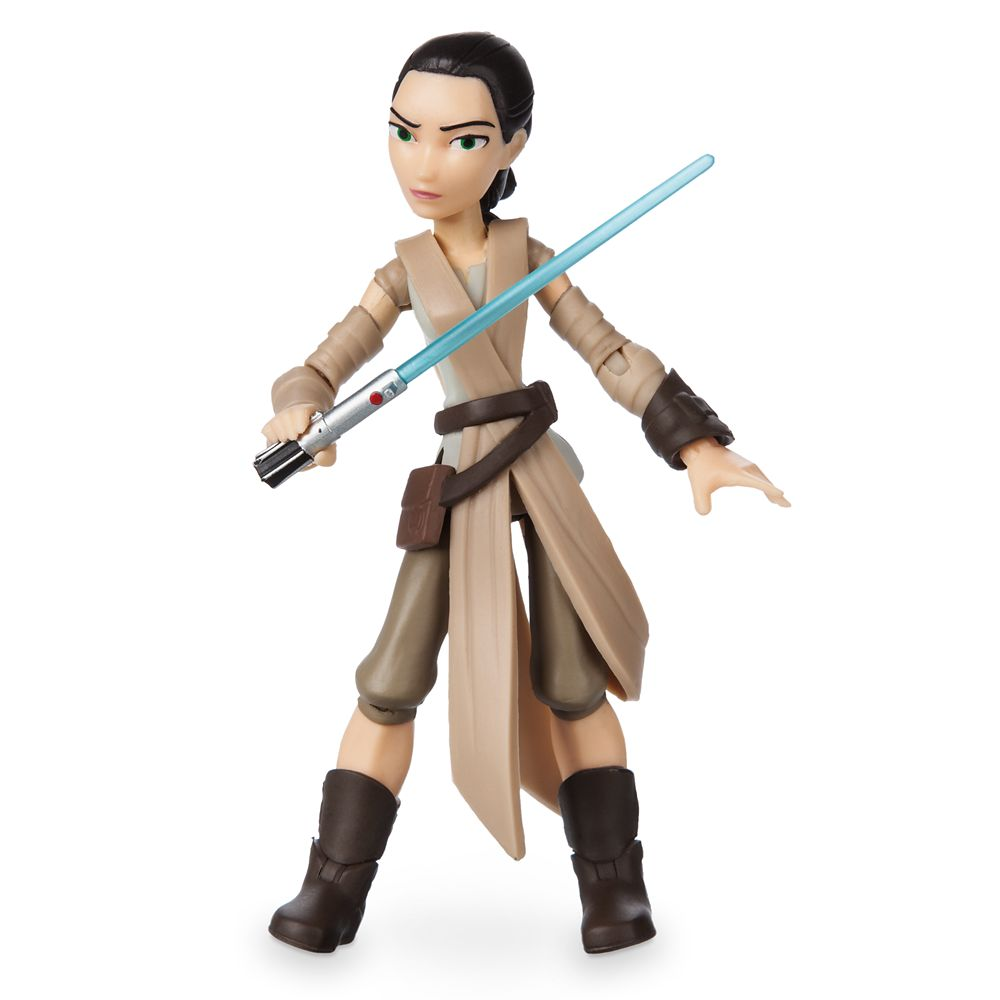 Rey Action Figure – Star Wars Toybox