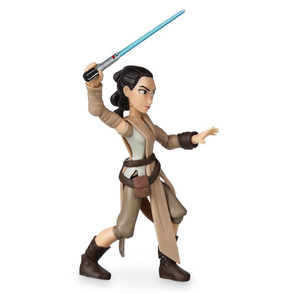 Rey Action Figure – Star Wars Toybox