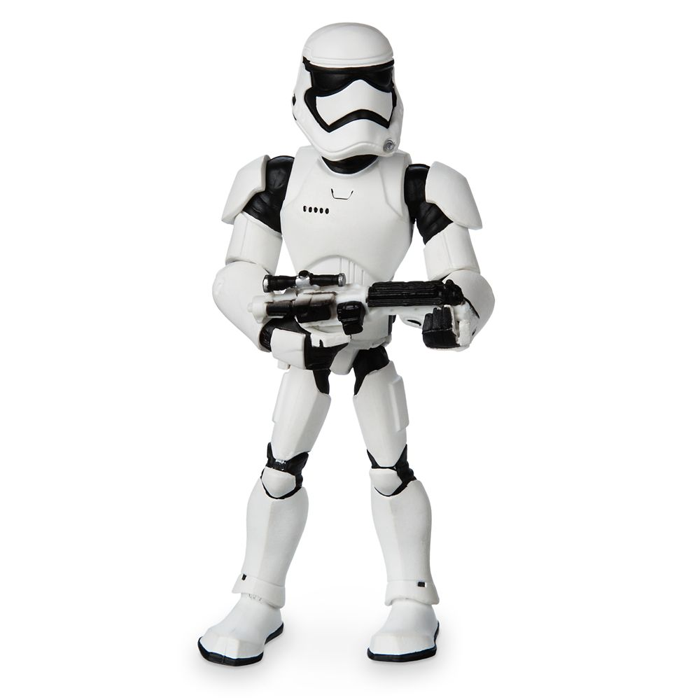 First Order Stormtrooper Action Figure - Star Wars Toybox