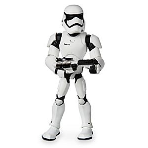 First Order Stormtrooper Action Figure - Star Wars Toybox 6101047622342P
