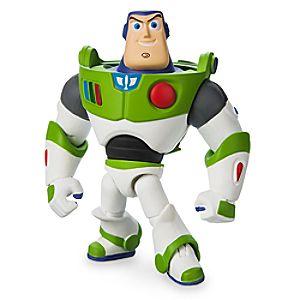 Buzz Lightyear Action Figure - PIXAR Toybox 6101047622345P