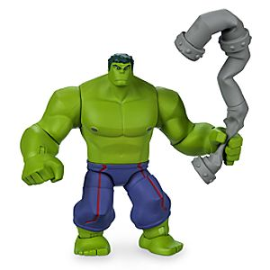 Hulk Action Figure - Marvel Toybox 6101047622348P